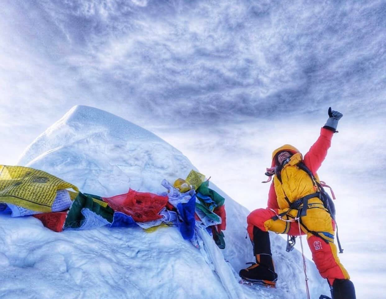 K2winter – History made for mankind, History made for Nepal !🇳🇵🙏🏼🙌🏼